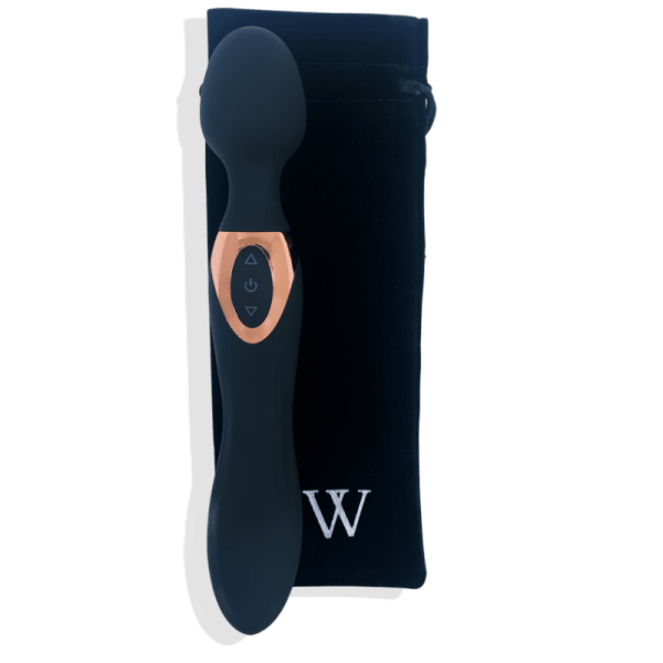 Rechargeable Wand Vibrator - Multispeed Vibrator | V FOR VIBES