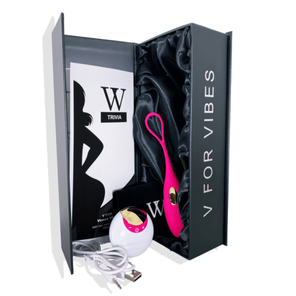 Quiet Personal Vibrator - Silicone Remote Vibrator, Egg Sex Toy| VforVibes