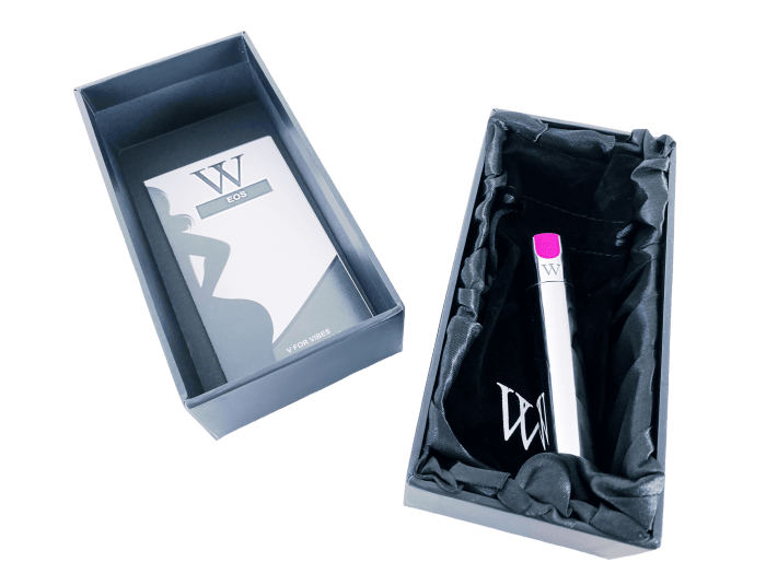 Eos Warming Vibrator, Heated Vibrator And Sex Bullet
