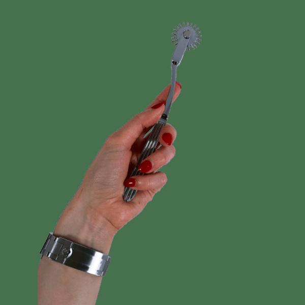 BDSM Pinwheel Sex Toy - Wartenberg wheel for Sensation Play| VforVibes