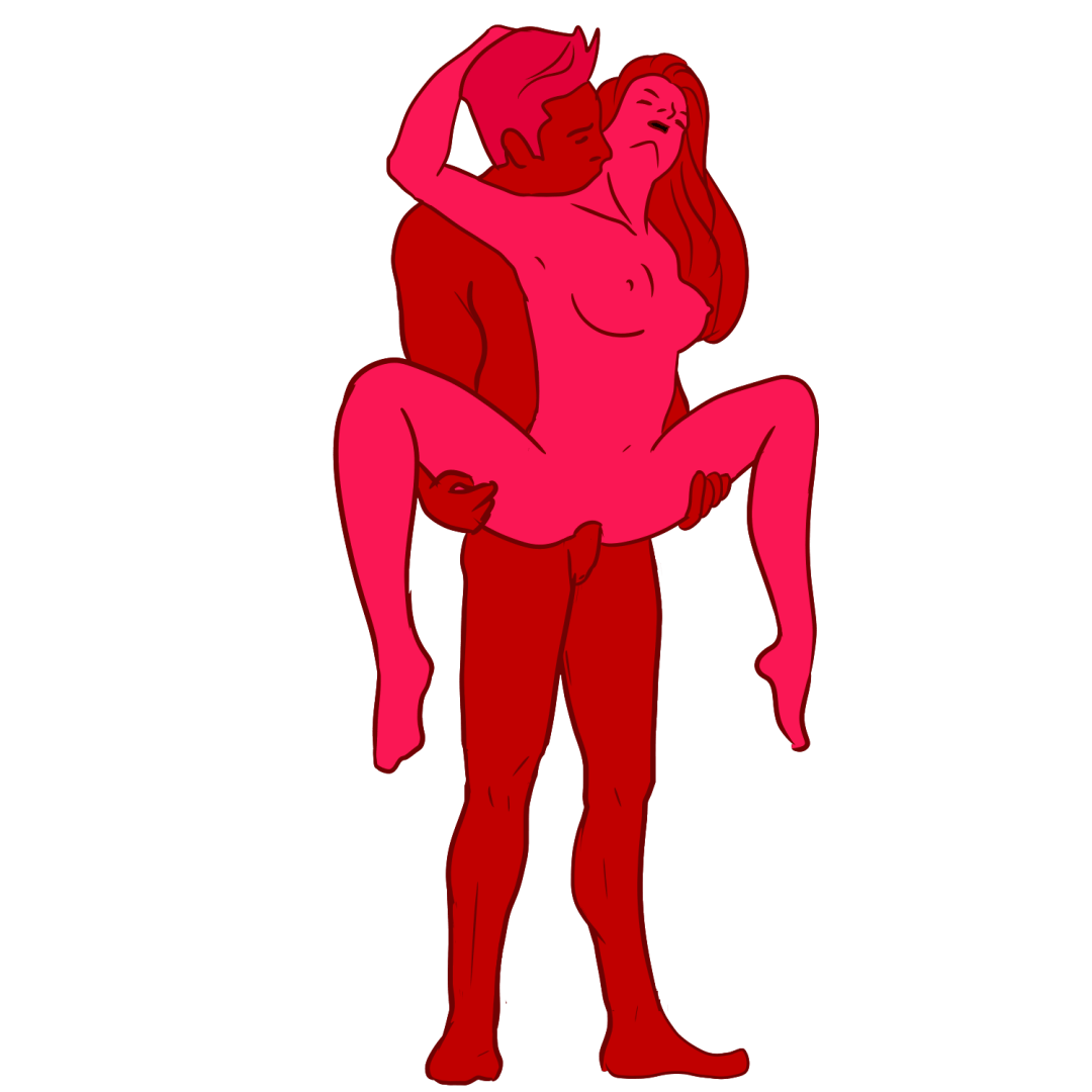 Erotic Sex Positions: Standing Sex, Erotic Doggy Style & more! | VforVibes