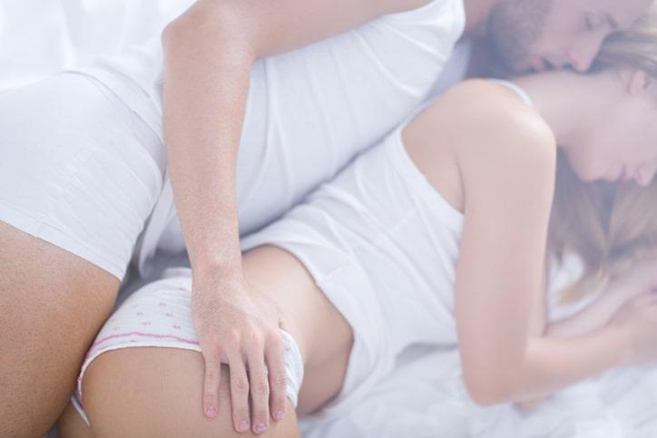 Sideways Sex Positions for Toe-Curling Orgasms.