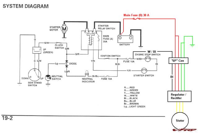 honda vfr 800 wiring diagram