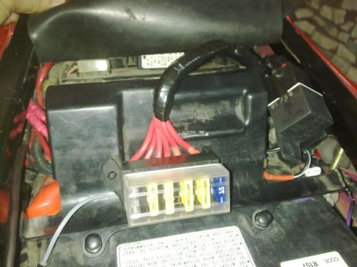 small resolution of vfr fuse box installed top jpg