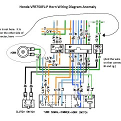 Wiring Diagram Of A Car Horn Bmw E60 Are All Rc36 Circuit Diagrams Wrong