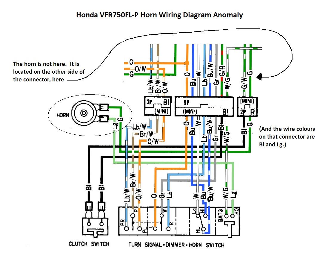 hight resolution of vfr750fp horn wiring diagram anomaly jpg