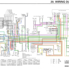Yamaha Raptor 700 Headlight Wiring Diagram Trailer Brake Warning Chevy Silverado 2005 Honda Trx450r Big Bear 400 ...