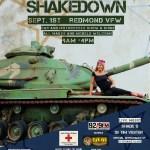 2018 Shakedown