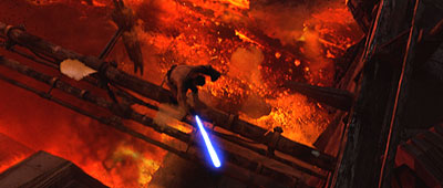 Image result for revenge of the sith visuals