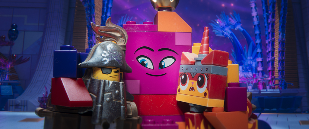 The Building Blocks Behind The Lego Movie 2 Vfx Voice Magazinevfx Voice Magazine