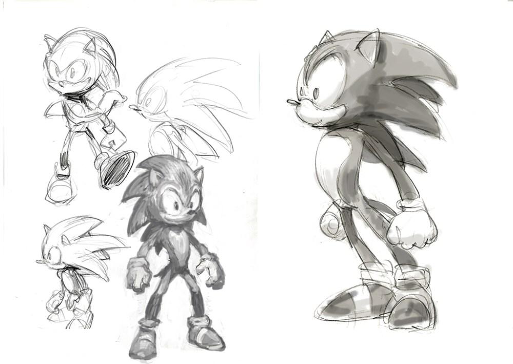The Speedy Recovery Of Sonic The Hedgehog Vfx Voice Magazinevfx Voice Magazine