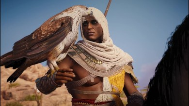 Photo of لعبة Assassin's Creed Origins تحصل على طور +New Game و مكافأة غامضة..
