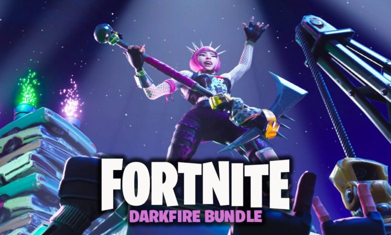 Fortnite Darkfire
