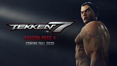 صورة الاعلان عن اطلاق الموسم الرابع للعبة القتال Tekken 7 بعرض جديد..