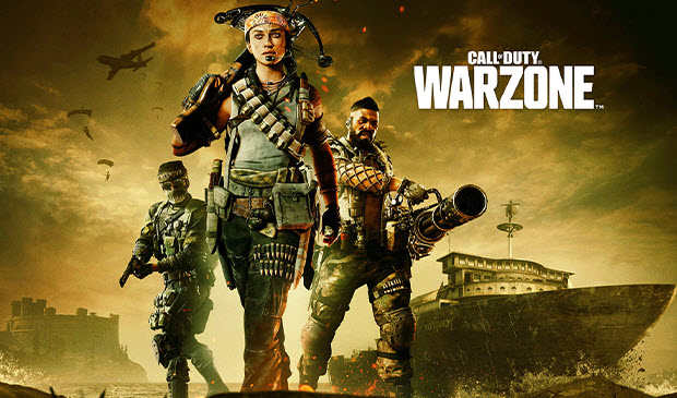 Call of Duty: Warzone بلايستيشن 5