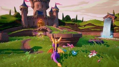 Photo of اكتفجين تستخدم طريقة قديمة لعرض فيديو الكشف عن لعبة Spyro Reignited Trilogy داخل لعبة Crash Bandicoot N. Sane Trilogy