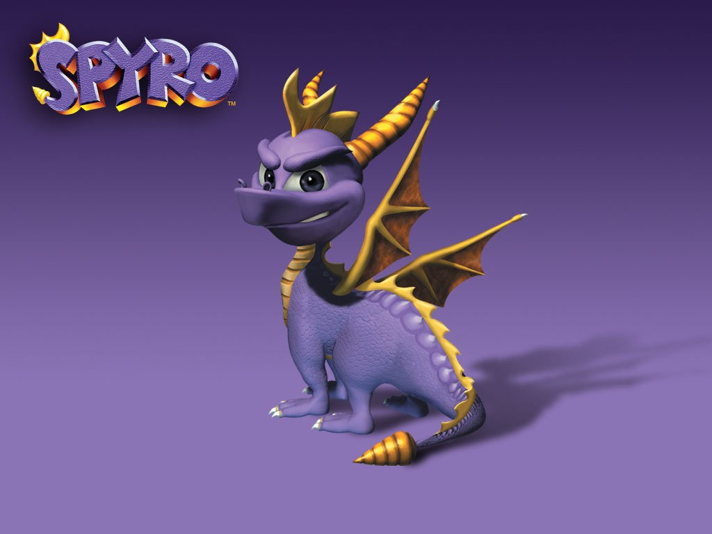 Image result for Spyro original characters