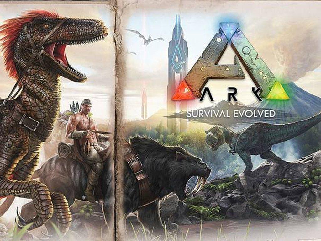 ARK Survival Evolved Vgamerz