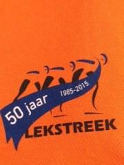 Schaatstrainingsvereniging Lekstreek viert het 50-jarig jubileum