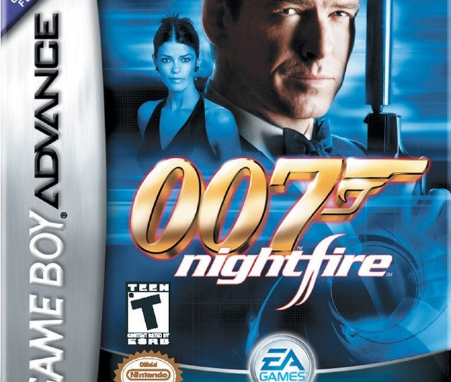James Bond 007 Nightfire For Game Boy Advance Sales Wiki Release Dates Review Cheats Walkthrough