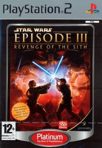Ds Episode Star Sith Revenge 3 Wars