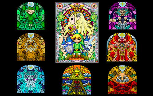 The Legend Of Zelda The Wind Waker Game View Single