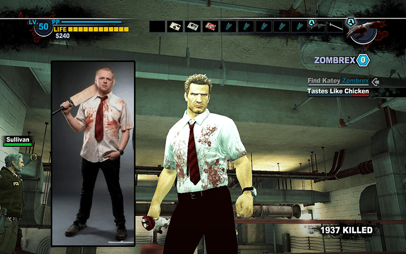 Dead Rising 2 Game View Single Trivia VGFacts