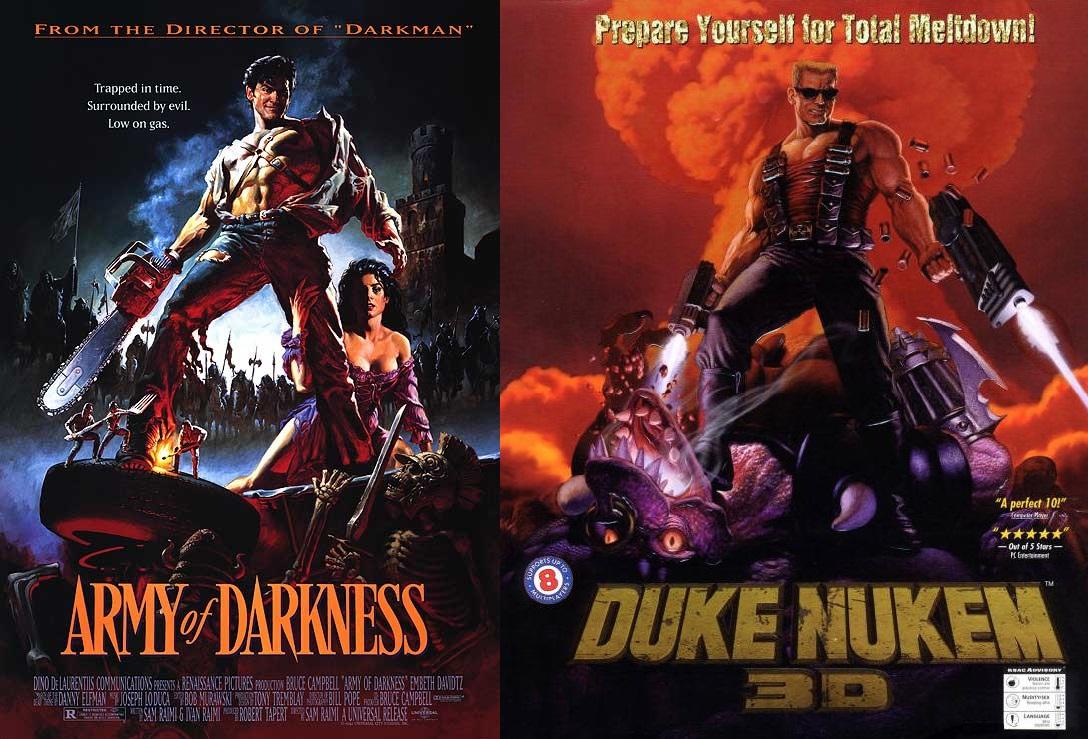 Duke Nukem 3D Game View Single Trivia VGFacts