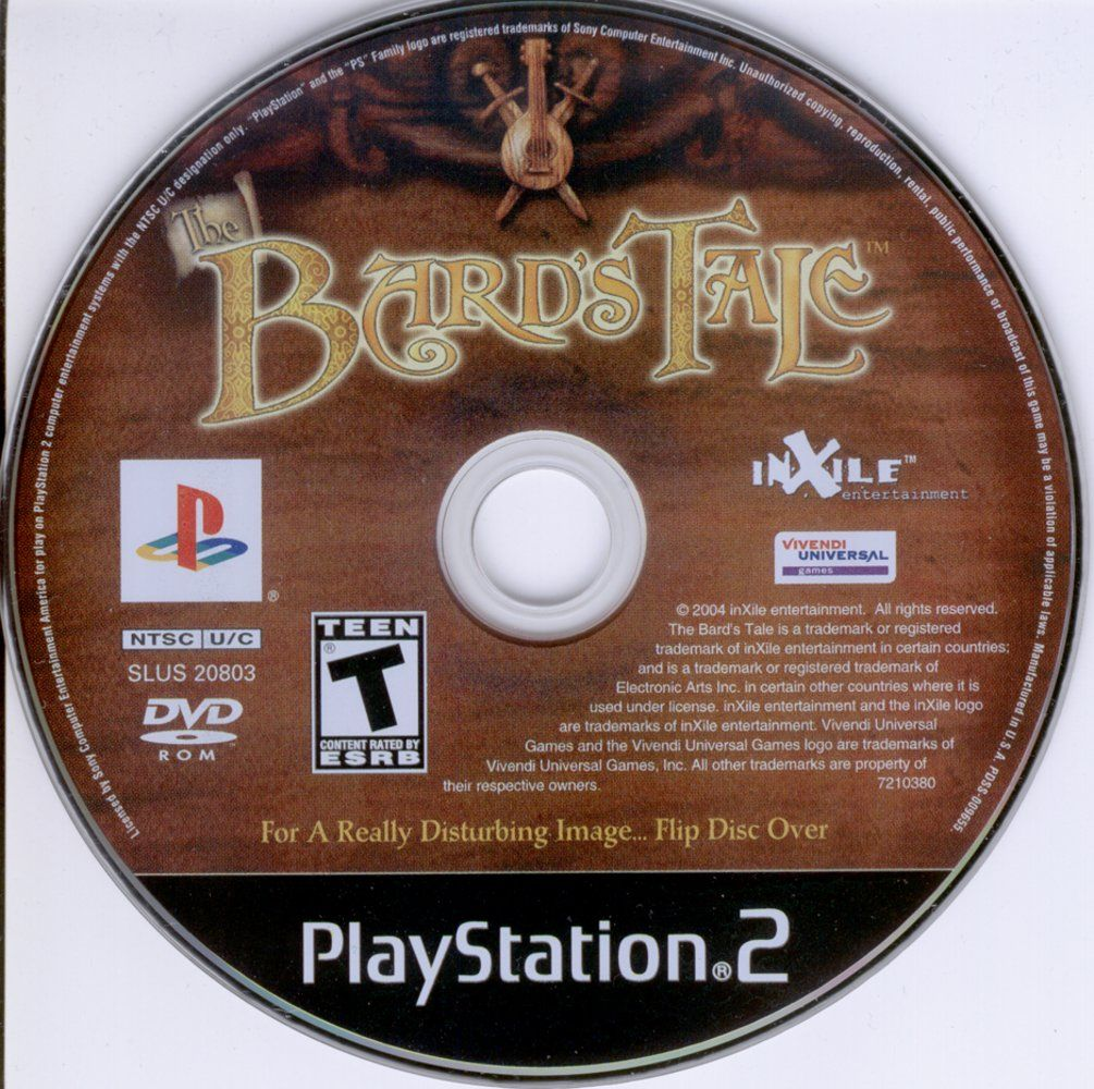 The Bards Tale Game View Single Trivia VGFacts