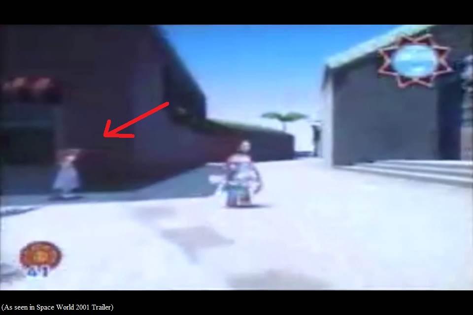 Super Mario Sunshine Game View Single Trivia VGFacts