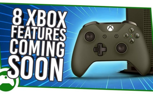 8 Amazing New Xbox Features Coming Soon To Xbox One