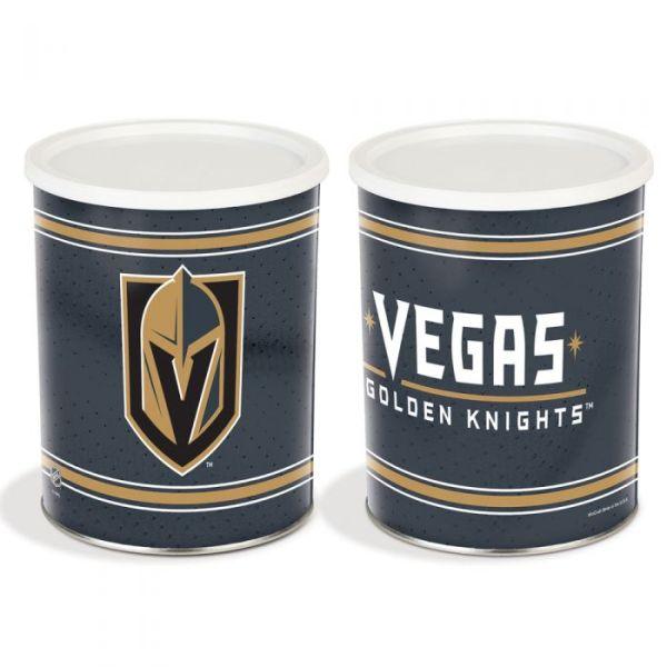 Vegas Golden Knights Gift Tin- 1 Gallon