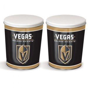 Vegas Golden Knights Gift Tin 3 Gallon