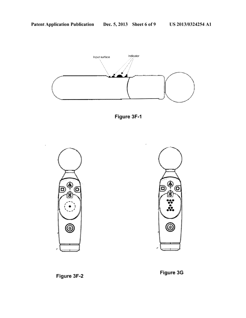 Sony patents Flat Joystick Controller, an upgraded PS Move