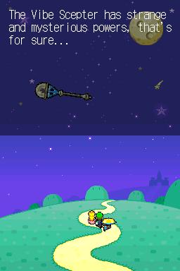 Ending for Super Princess PeachNintendo DS