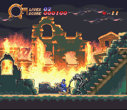 Image result for castlevania dracula x stage 1