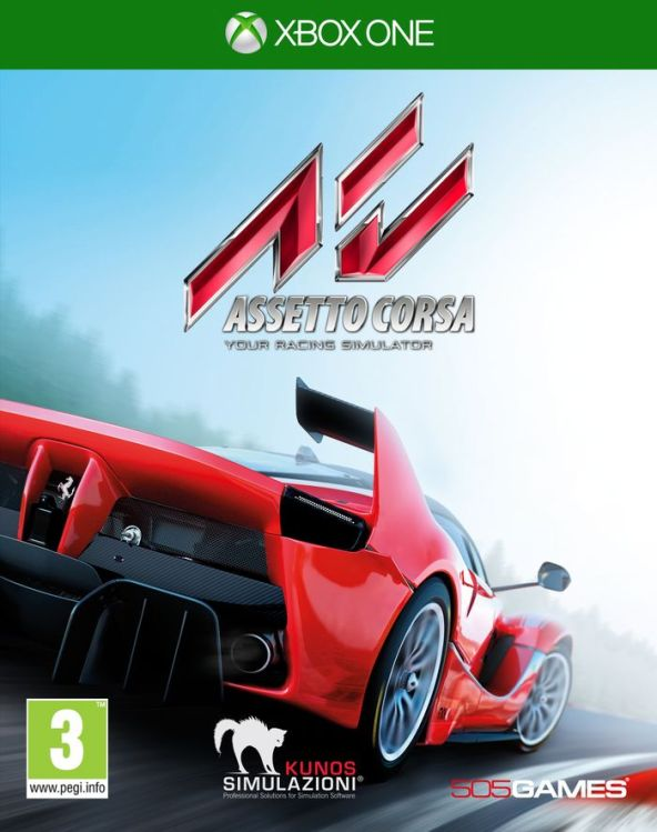 Assetto Corsa - Pack (X1)