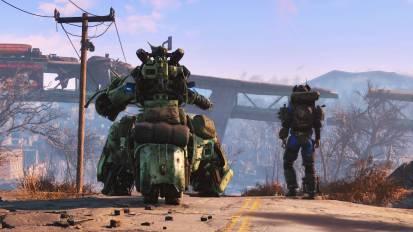 Fallout 4: Automatron DLC