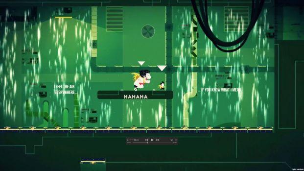 Dopo poche battute di gioco, sarà possibile controllare un secondo personaggio: K1. In ogni momento è possibile muovere simultaneamente entrambi i personaggi premendo R1, ma ognuno risponderà in modo differente ai comandi.