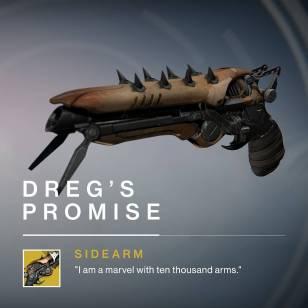 Destiny - Promessa del Reietto