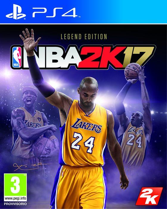 NBA 2K17 Legend Edition - PS4