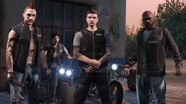 GTA Online: Centauri
