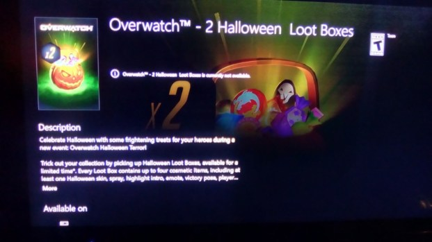 Overwatch: Halloween