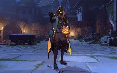 Overwatch: Halloween 2016