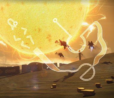 Destiny: SRL - Sabbie Splendenti