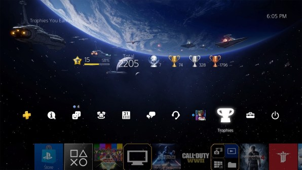 Star Wars: Battlefront II - Tema