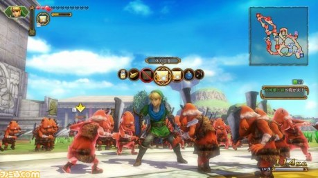 Hyrule Warriors 15