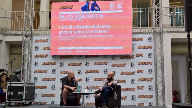 Napoli Comicon 2018