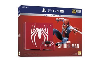 PS4 Pro - Marvel's Spider-Man