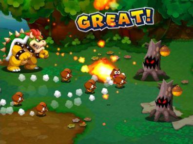 Mario & Luigi: Bowser's Inside Story + Boswer Jr.'s Journey